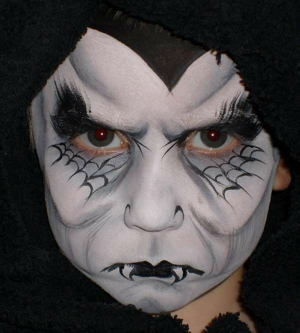 halloween schminken ideen exklusiv