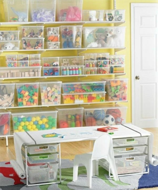 Aufbewahrung Kinderzimmer | Aufbewahrung Kinderzimmer Praktische Designideen