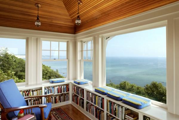 Bücherregale Selber Bauen Hausbibliothek In Jedem Zimmer