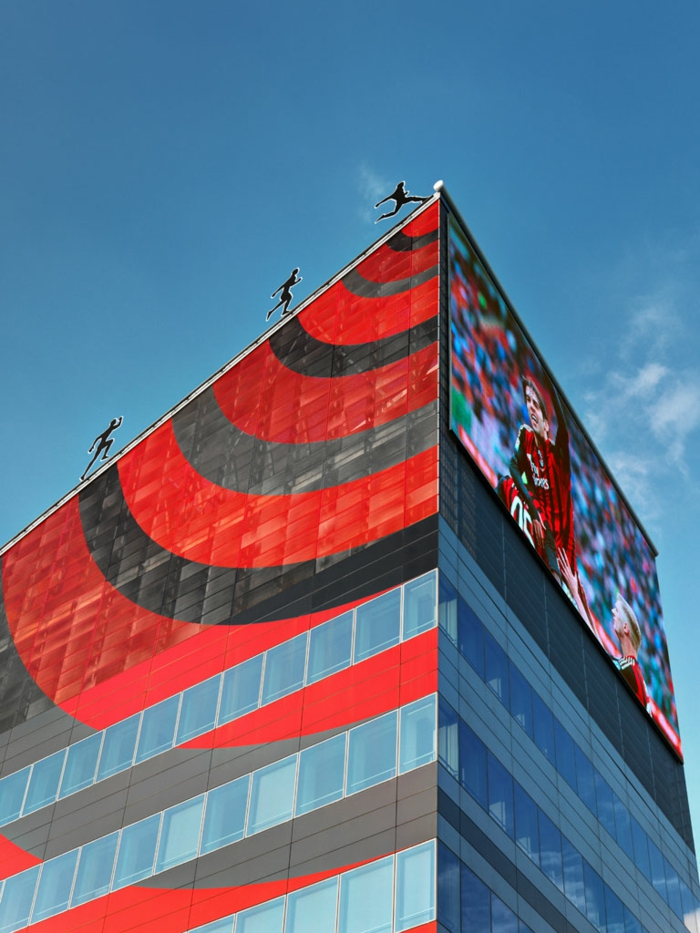 casa milan fabio novembre moderne architektur gebäude ac milan fußball museum