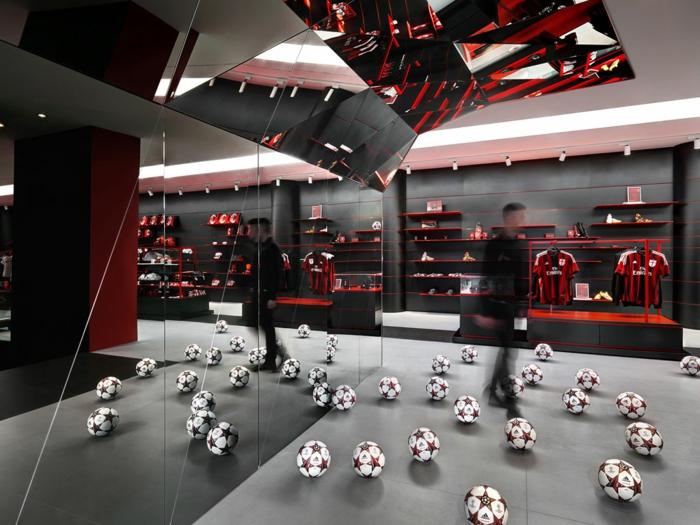 casa milan fußball museum fabio novembre