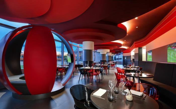 casa milan restaurant fabio novembre moderne architekten