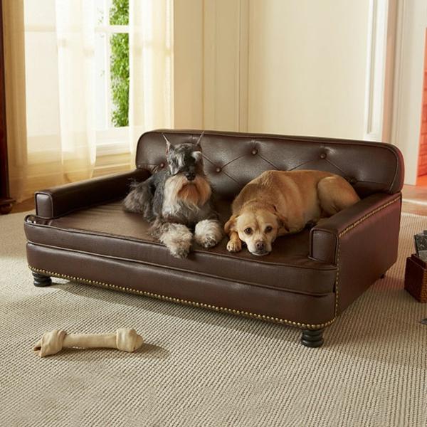 Geschenkideen Hunde sofas betten