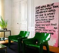 Innovative Einrichtungsideen im eklektischen Stil