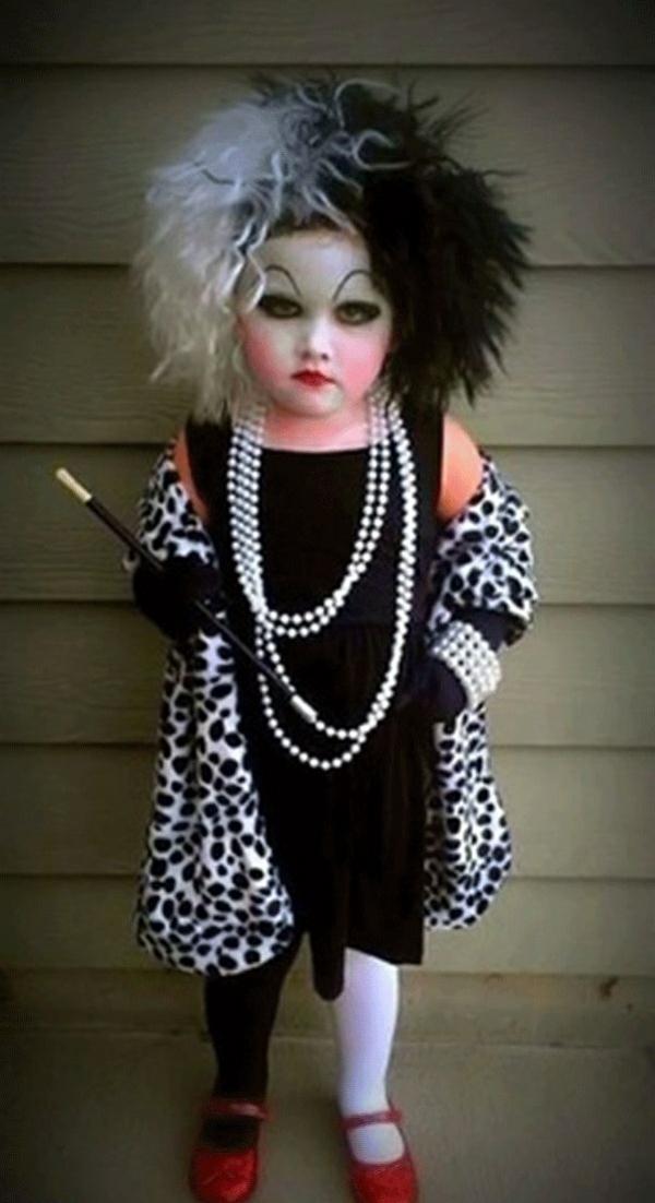 coole halloween verkleidung kinder wirksam