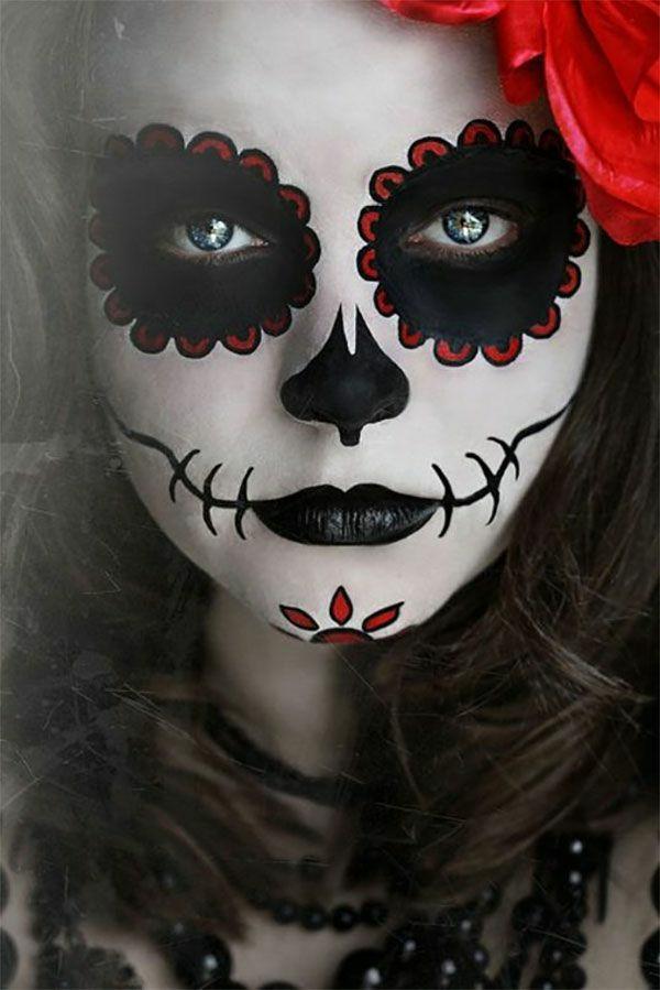 halloween schminktipps kostüme party