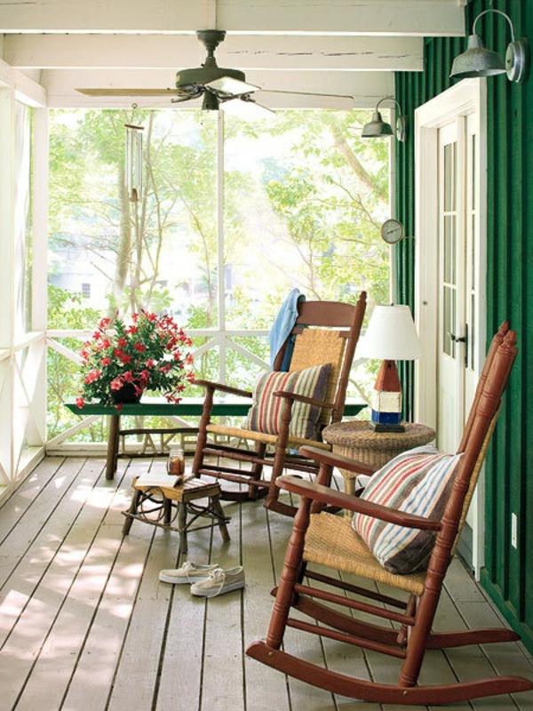 coole terrassengestaltung outdoor möbel