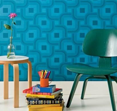Coole Wohnideen, welche die Neugestaltung mit Wandtapeten einschließen