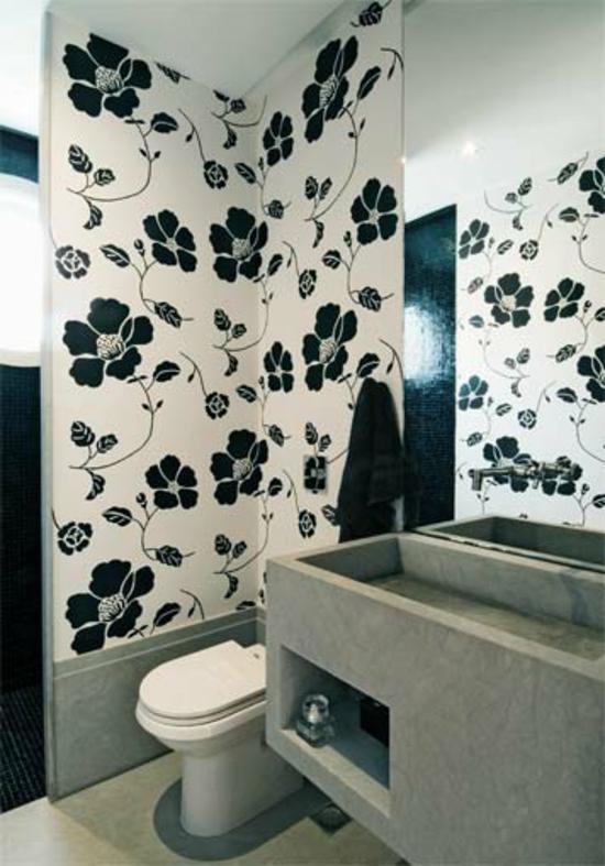 Ausgefallene Wandtapeten : Wohnideen, welche die Neugestaltung mit Wandtapeten einschlie?en