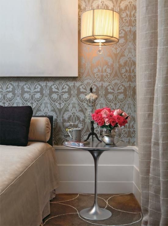 coole wohnideen welche die neugestaltung mit wandtapeten. Black Bedroom Furniture Sets. Home Design Ideas