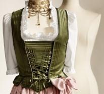 Damen Trachtenmode – Dirndl Kleider fürs Oktoberfest München 2014