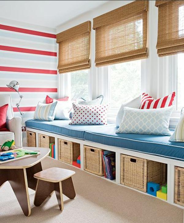 Spielzeug Verstauen Kinderzimmer aufbewahrung kinderzimmer - praktische designideen