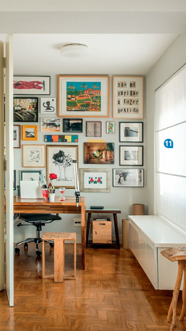 Einrichtungsideen, wie man eine kleine Wohnung breiter ...