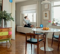 Einrichtungsideen, wie man eine kleine Wohnung breiter aussehen lässt
