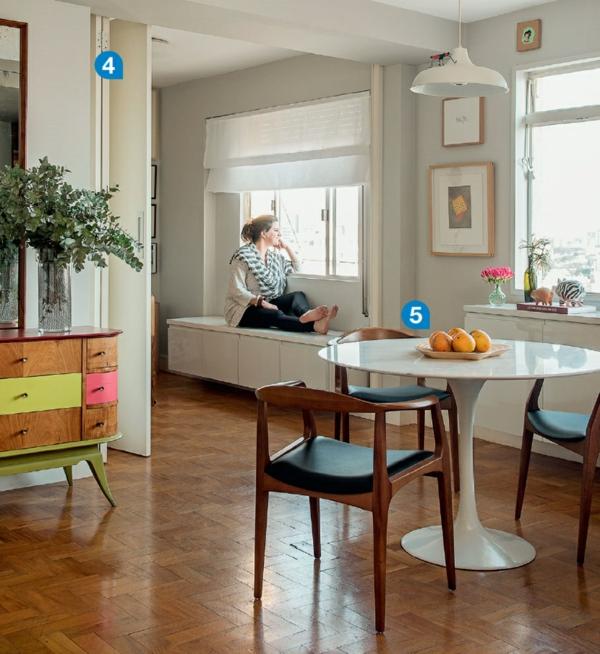 Einrichtungsideen Kleine Wohnung : Einrichtungsideen, wie man eine kleine Wohnung breiter aussehen lässt