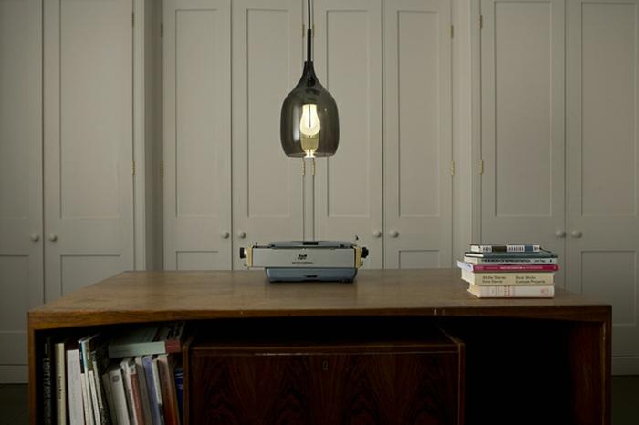 energiesparende glühbirnen pendelleuchten arbeitszimmer designer leuchten hulger