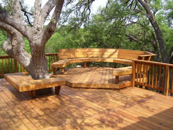 terrasse aus paletten – rekem, Garten und Bauen