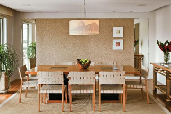 chestha | tapete design esszimmer, Hause deko