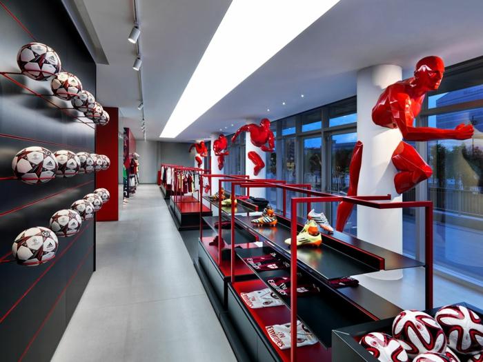 fabio novembre moderne architekten casa milan fußball museum rossaneri saal