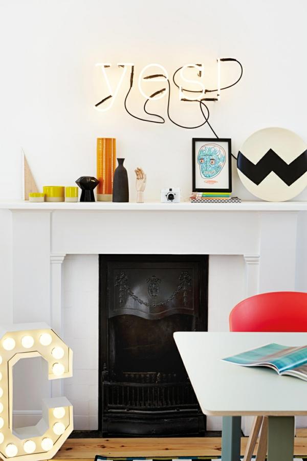 Farbgestaltung Wohnung U2013 Interieur Ideen Voll Von Kolorit |  Einrichtungsideen ...