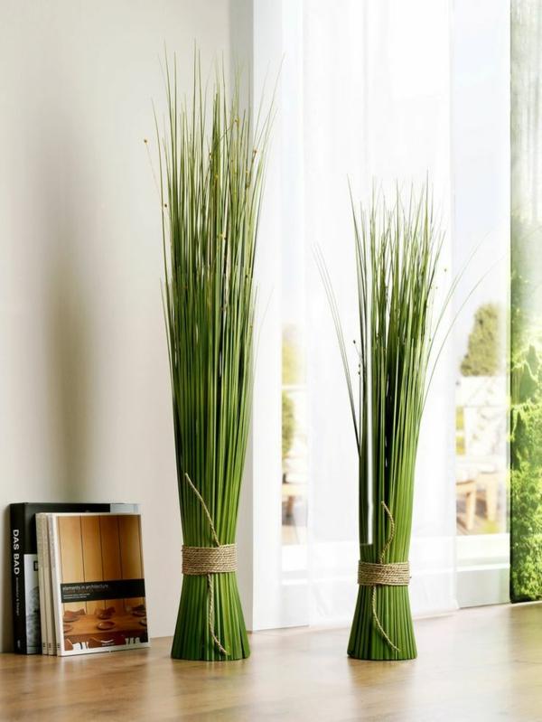 feng shui pflanzen asiatischer stil wohnideen grünes design