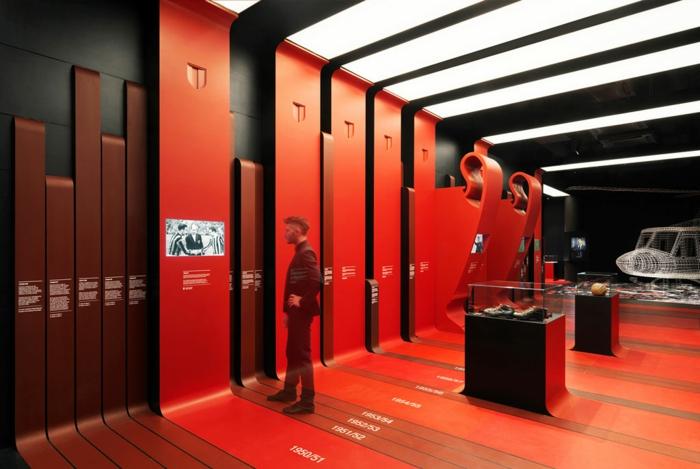 fußbal museum casa milan fabio novembre moderne architekten