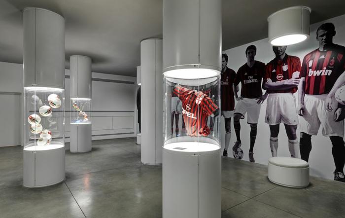 fußball museum mailand ac milan casa milan fabio novembre moderne architekten