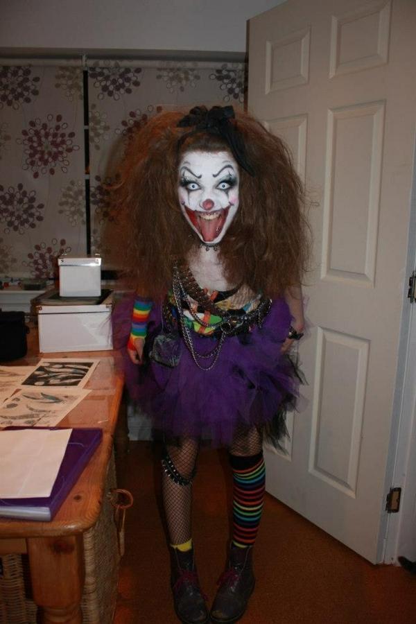 halloween kostüme ideen clown