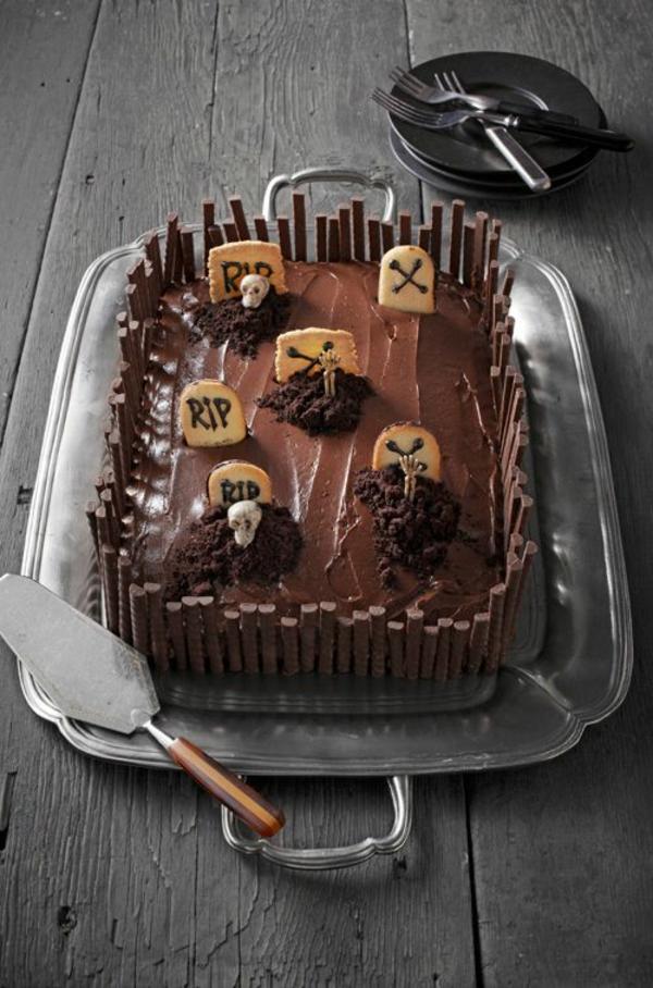 halloween essen gebäck torte kuchen süß