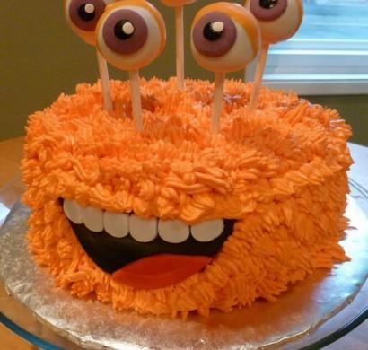 Zombie Halloween Cake Ideas
