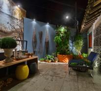 Nachhaltiges Bauen aus wiederverwendeten Materialien