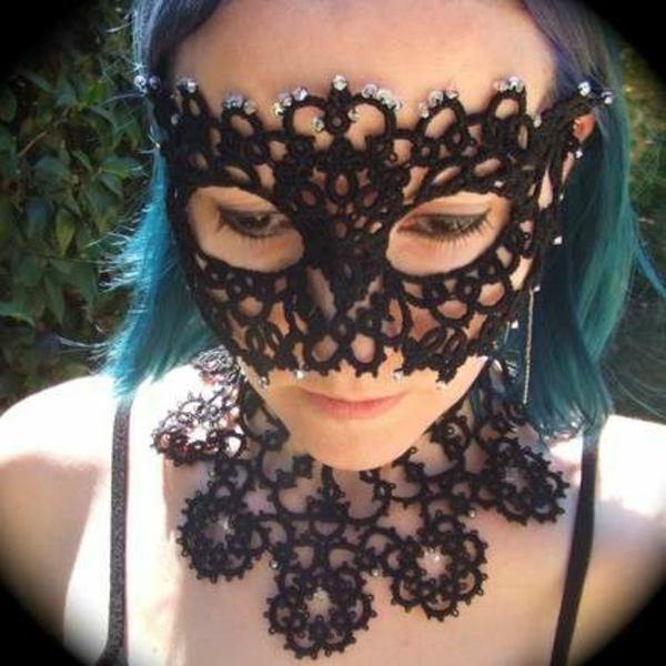 karnevalskostüme halloween verkleidung maske