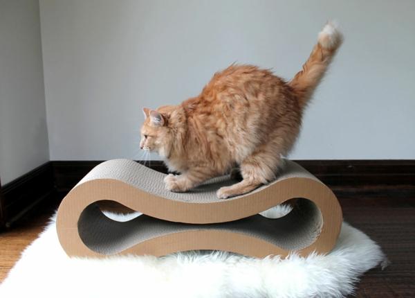 katzenmöbel katzenliege ergonomisch