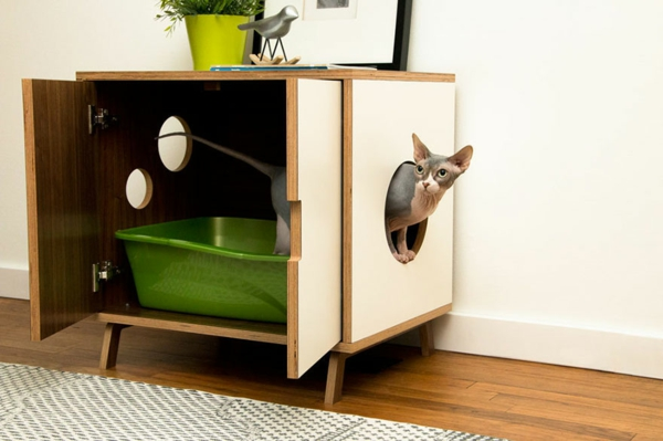 designer möbel für katzenbesitzer – cat-man-doo serie - 2015-08-06, Mobel ideea