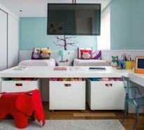 Kinderzimmer gestalten – kreative Ideen in Farbe