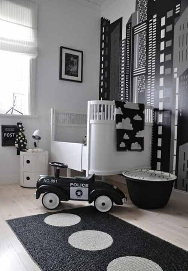 kinderzimmer für jungs - farbige einrichtungsideen, Wohnideen design
