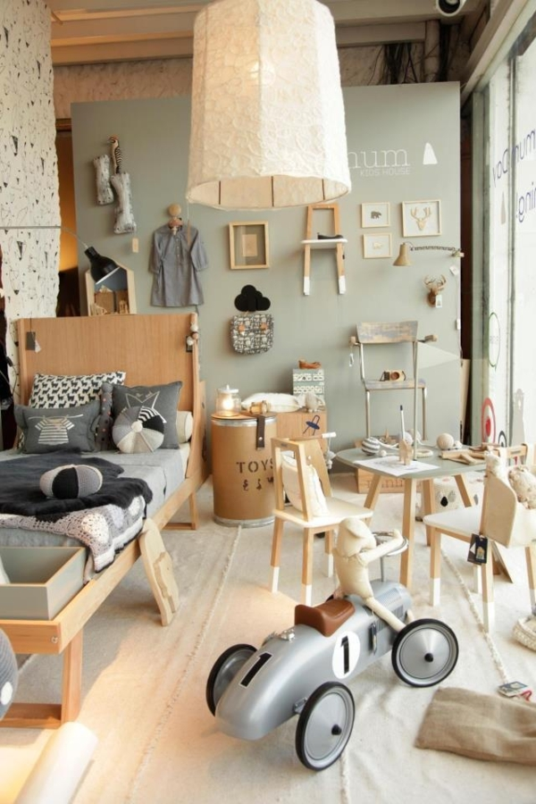 Kinderzimmer gestalten kreative ideen in farbe for Kinderzimmer modern gestalten
