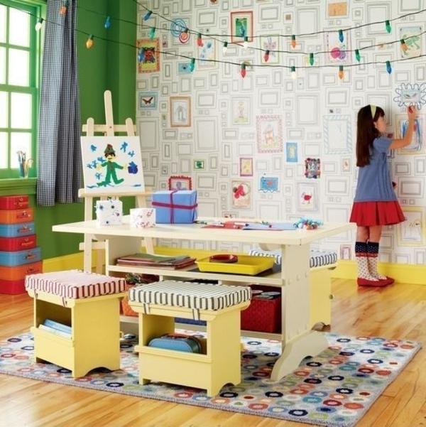Kinderzimmer Gestalten U2013 Kreative Ideen In Farbe | Einrichtungsideen ...