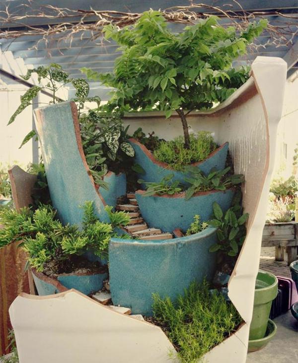 Pflanzgefase Im Garten Ideen Gestaltung – igelscout.info