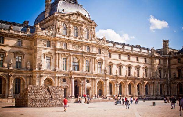 Renaissance architektur prächtig bau