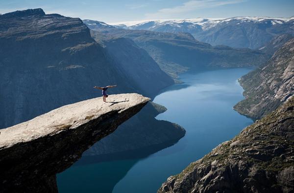 landschaft natur bilder norwegen