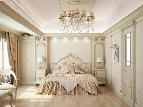 luxushaus bauen moderne architektur schlafzimmer ideen