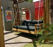 45 DIY massive Holzmöbel aus Paletten