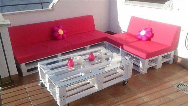 45 diy massive holzm bel aus paletten umweltfreundlich und n tzlich. Black Bedroom Furniture Sets. Home Design Ideas
