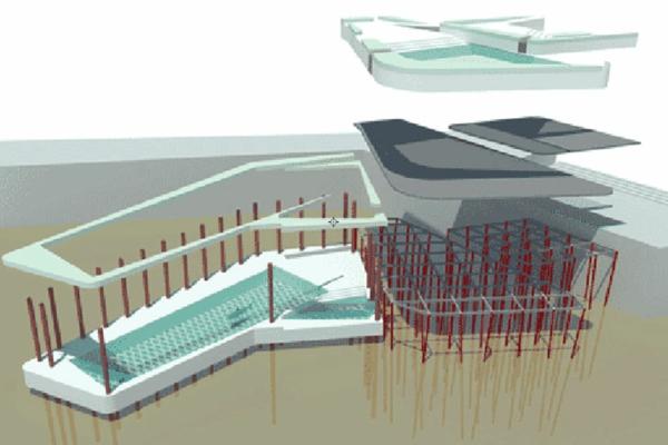 moderne architektur schwimmbadplanung projekt naturbad thames pool