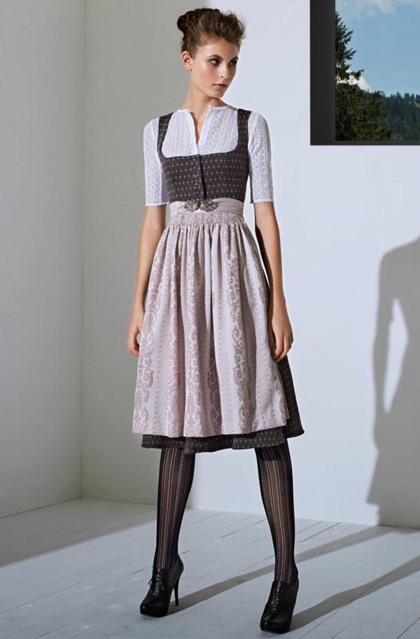 moderne trachtenmode drindl kleider oktoberfest 2014