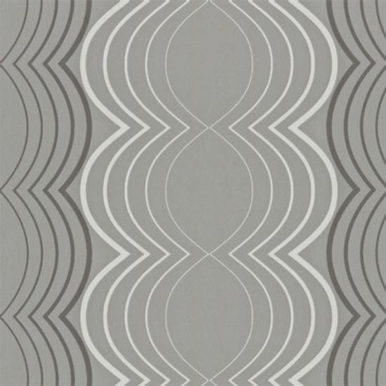 Coole wohnideen welche die neugestaltung mit wandtapeten for Wandtapete grau