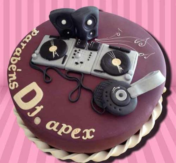 musik kuchen designs geburtstag