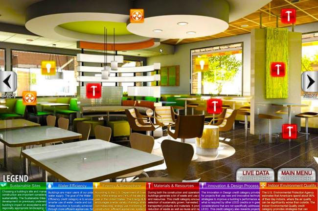 nachhaltigkeit McDonalds nachhaltiges bauen grüne architektur