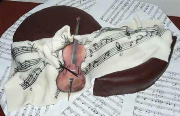 noten musik lekcker cakes noten singen